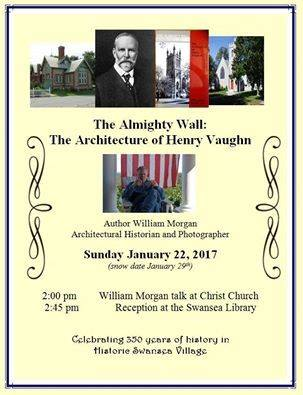 Architecture of Henry Vaughn